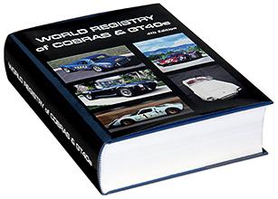 Shelby World Registry of Cobras GT40s