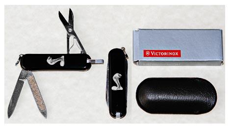 Shelby Cobra Swiss knife set