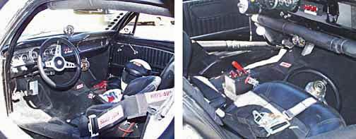 Maeco GT350's