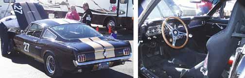 Hertz Mustang Empor