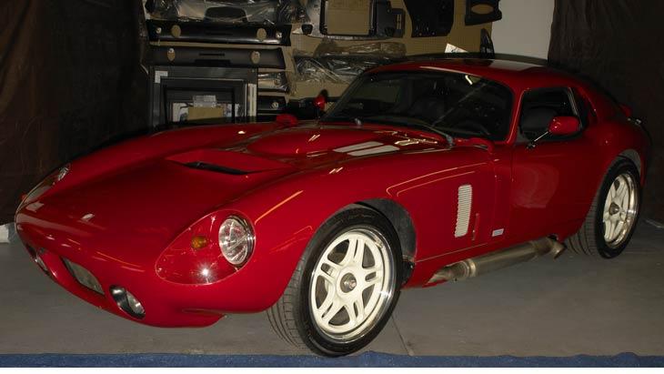 P Brocks Car