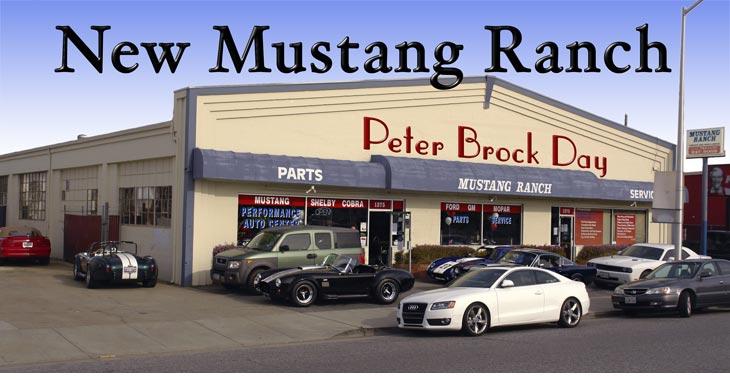 New Mustang Ranch