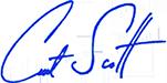 Curt Scott's standard CobraCountry signature