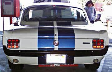 MustangGT350lineup