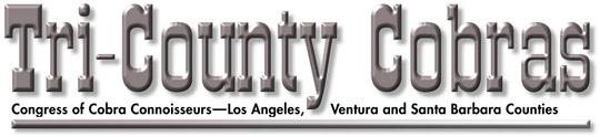 tri-County Cobras logo