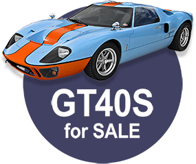 GT40s for sale-Ford GT40s for sale page internal hyperlink button