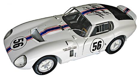 Exoto Shelby Daytona Coupe #56 car