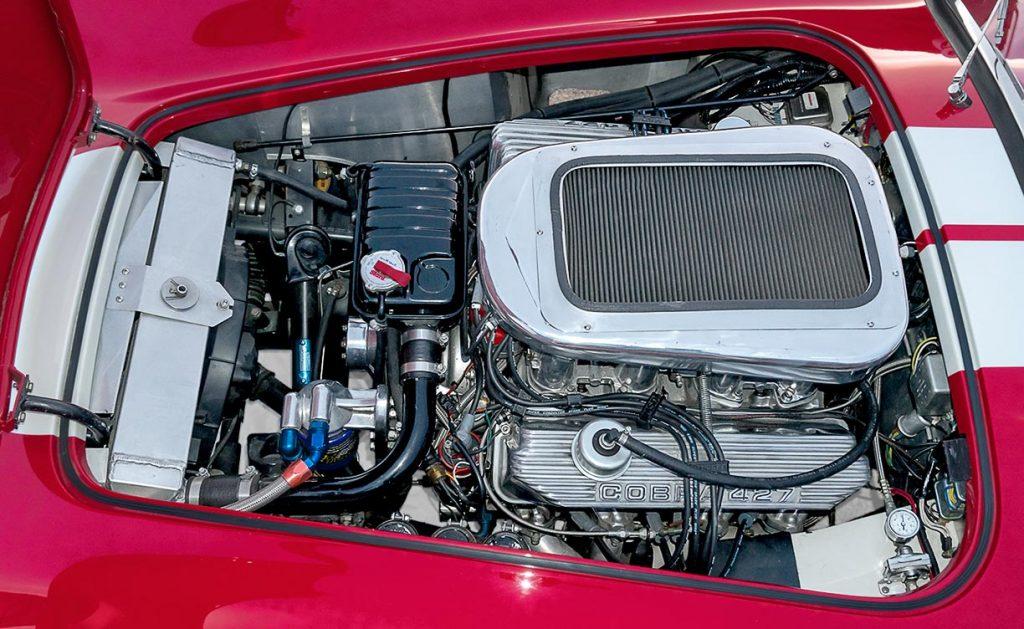 Shelby Cobra engine CSX4229