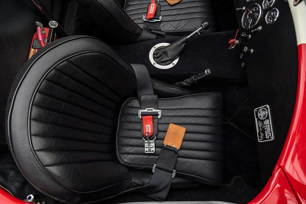 Shelby Cobra seats CSX4229
