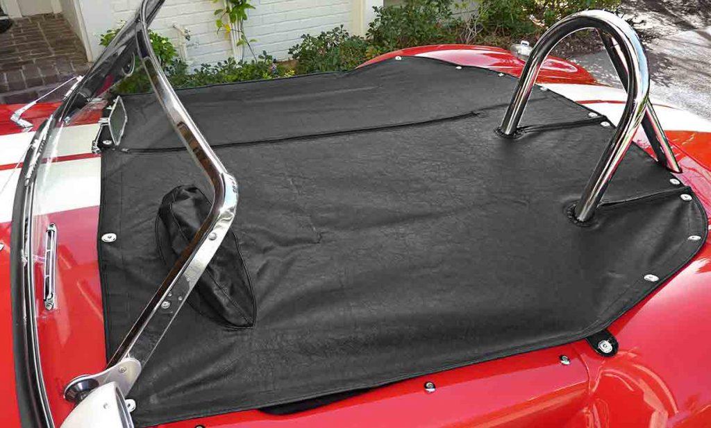 Shelby Cobra tonneau cover CSX4229