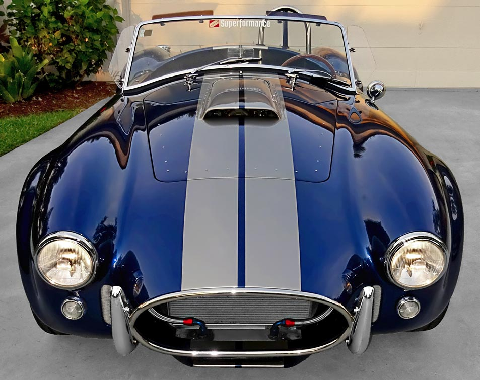 Superformance 427SC Classic Shelby Cobra SPO1538- Bingen