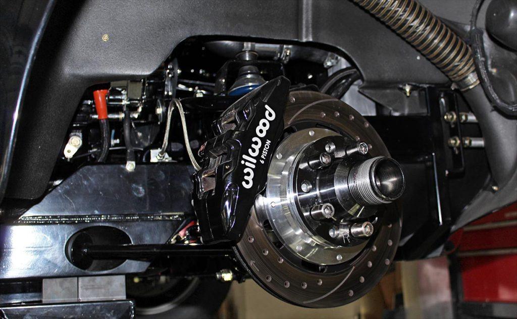 Cobra disc rotor