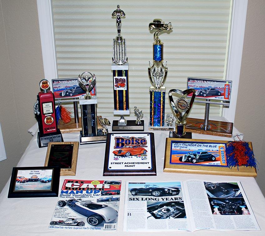MidStates Shelby Cobra awards
