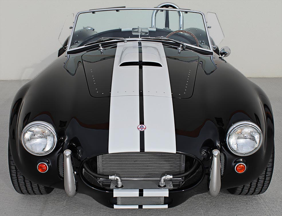 Shelby Cobra front view