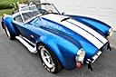 3/4-frontal thumbnail image of Guardsman Blue E.R.A. (ERA) Shelby classic 427SC Cobra for sale by owner, ERA#567