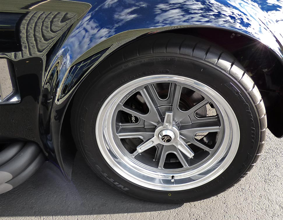 Shelby Cobra wheel