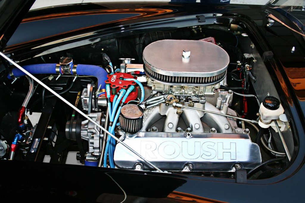Shelby Cobra engine