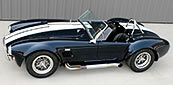 broadside thumbnail image of Midnight Blue 427SC Shelby classic E.R.A. Cobra for sale by owner