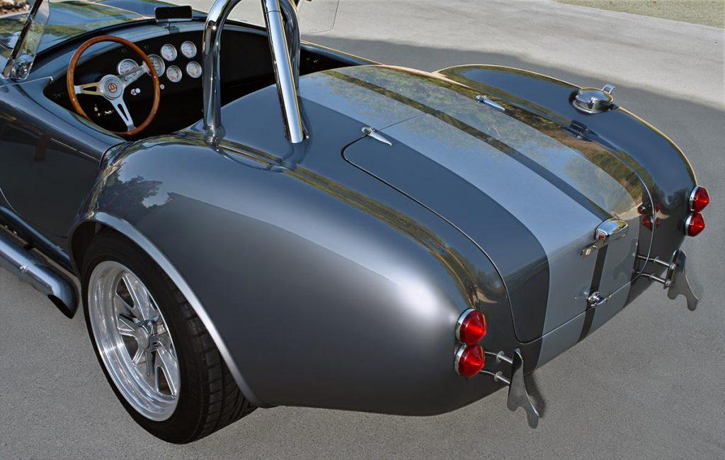 FFR MkII rear qtr. driver side