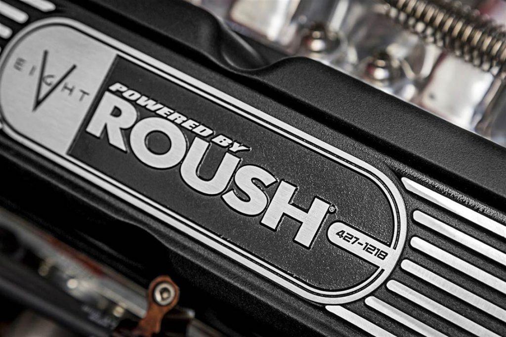 Superformance Cobra Roush valve cover