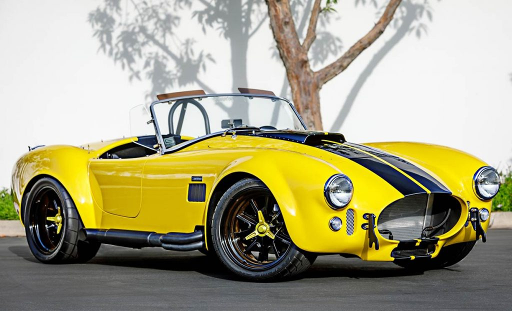 Superformance MkIII Cobra