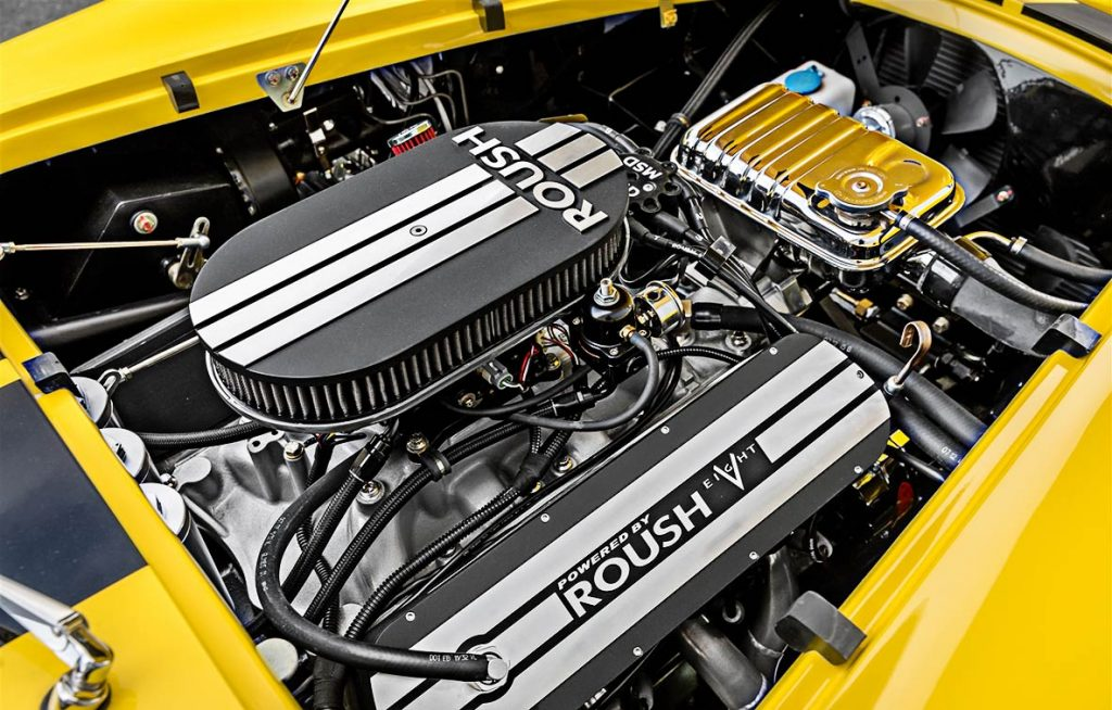 Roush engine Shelby Cobra