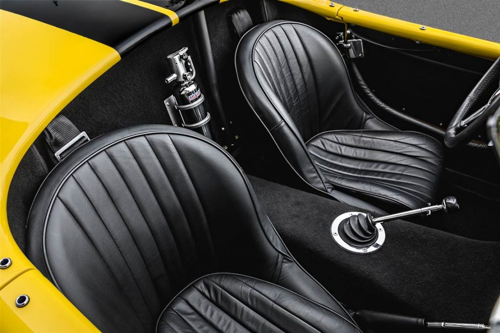 Superformance Cobra seats