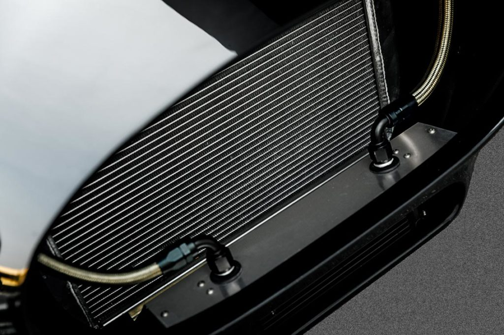 """grille of my dreams"" photo of black-on-black Superformance 427SC Cobra for sale, SPO3367"