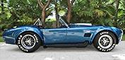 broadside thumbnail image of Guardsman Blue E.R.A. 427SC Cobra for sale, ERA#528