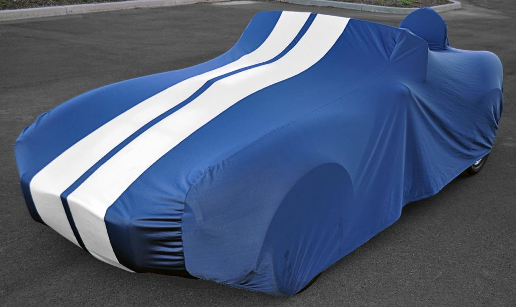 car cover of Superformance 427SC Cobra for sale by owner, SPO2644