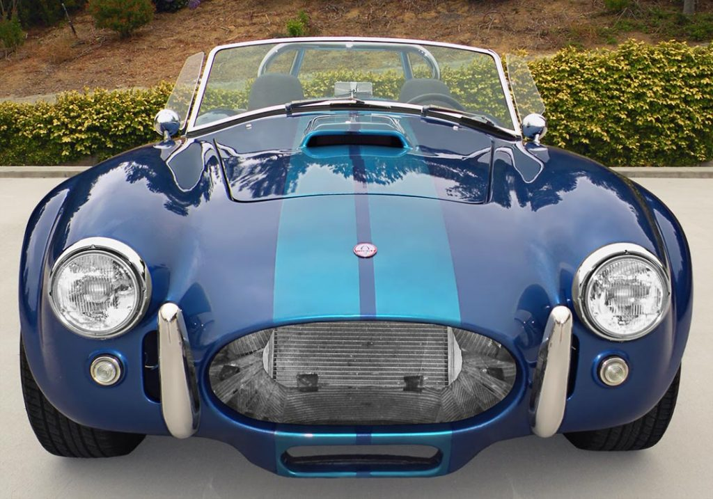 Lone Star Shelby Cobra front view