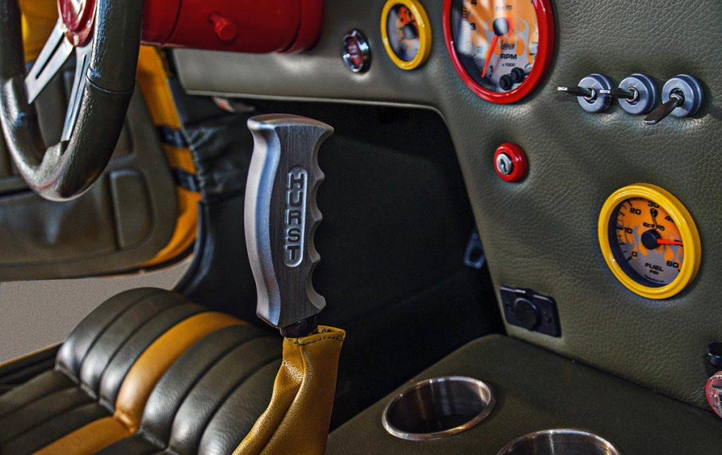 Shelby Cobra Hurst shifter