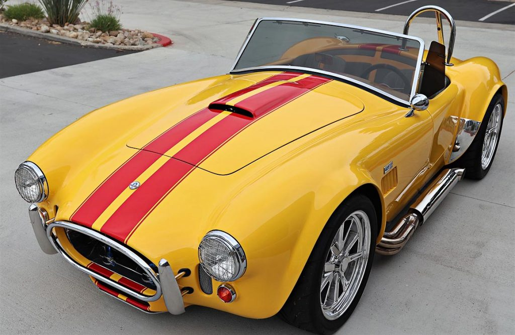 Shelby Cobra by SMC
