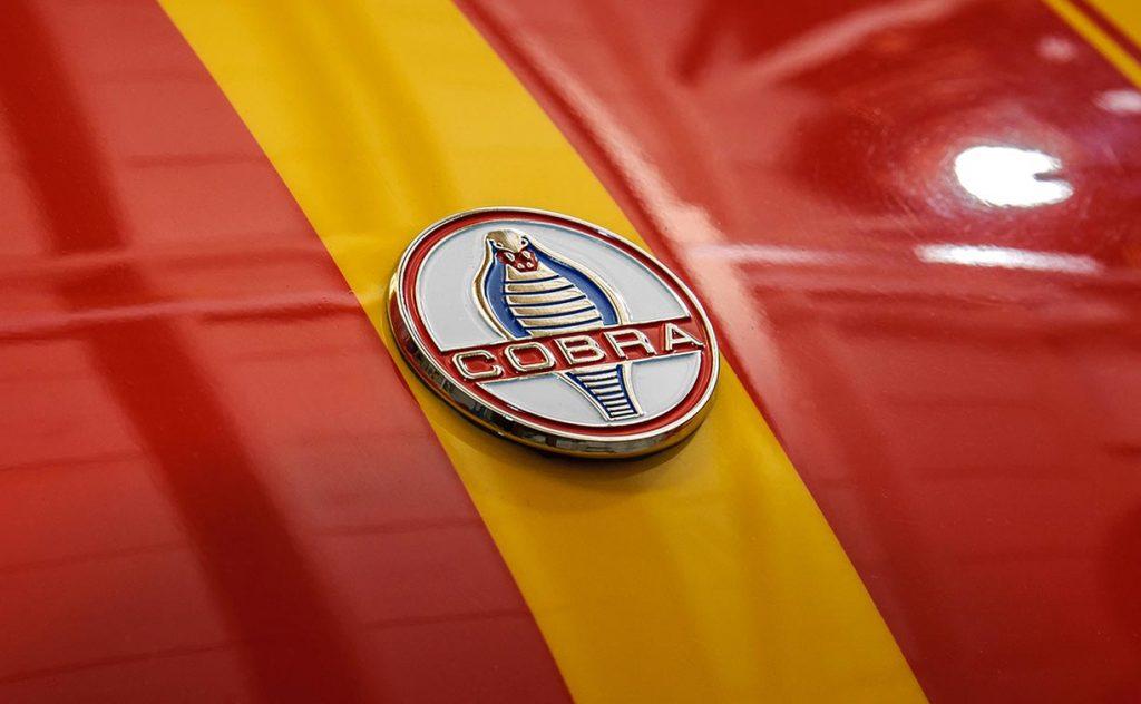 Shelby Cobra emblem
