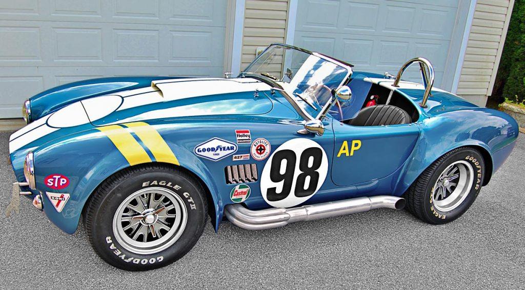 Superformance Shelby Cobra