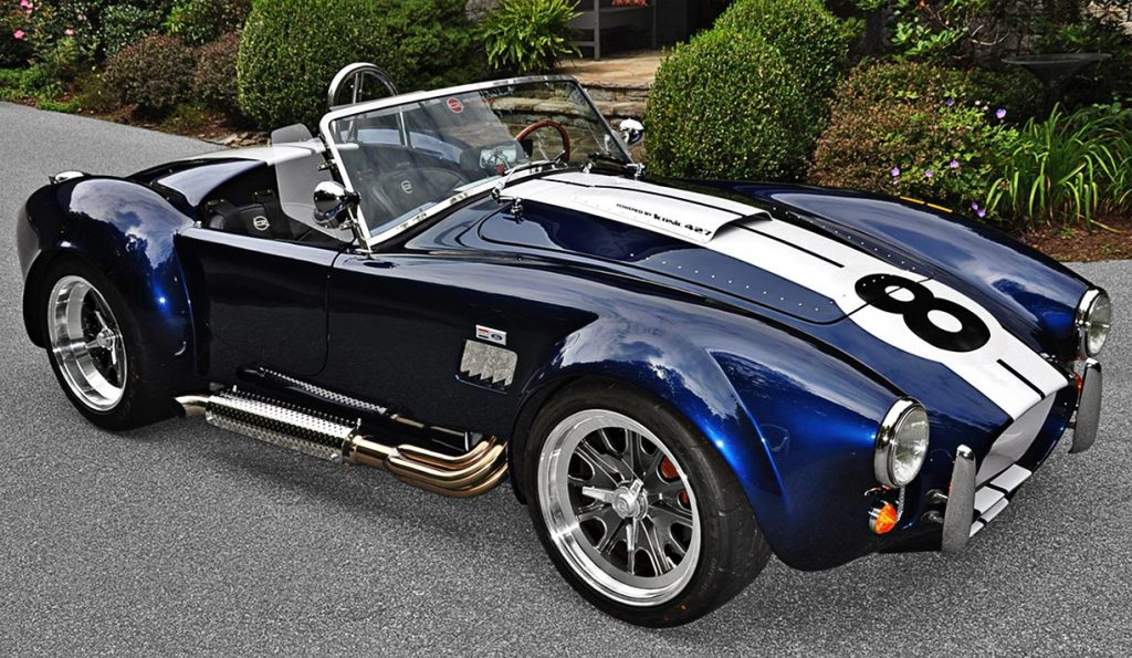 Shelby Cobra Backdraft passenger side