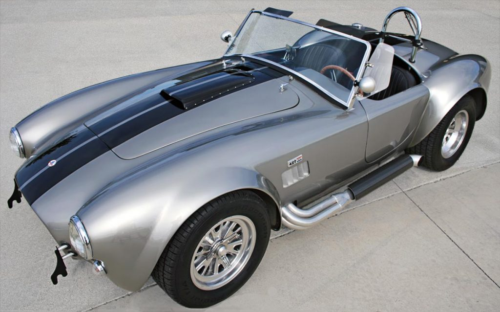 Shelby Cobra drivers side