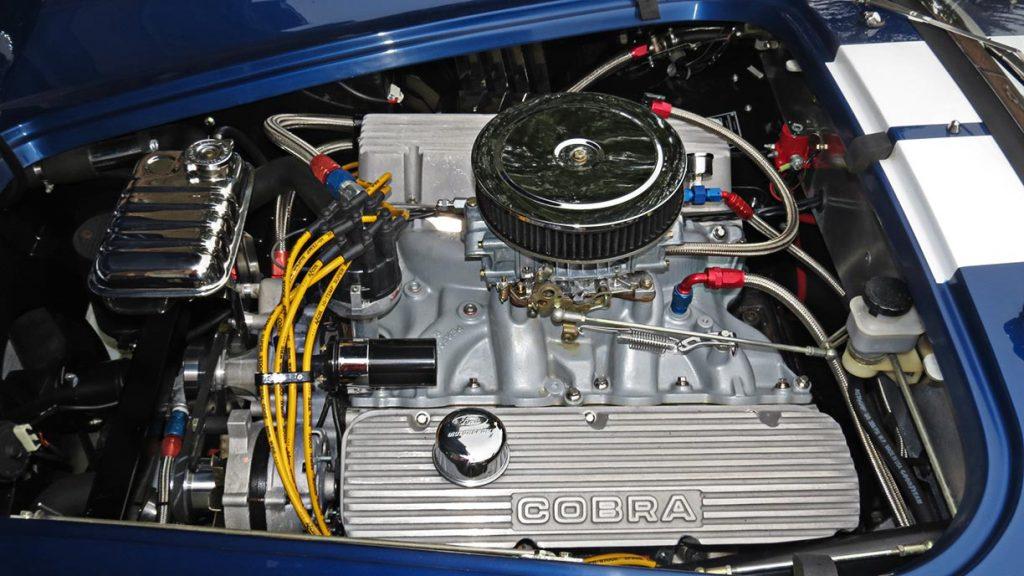 Superformance 427SC MkIII Cobra engine