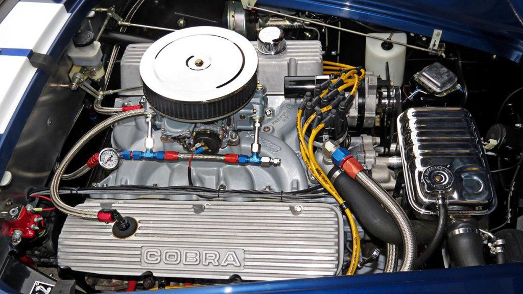 Superformance 427SC MkIII engine