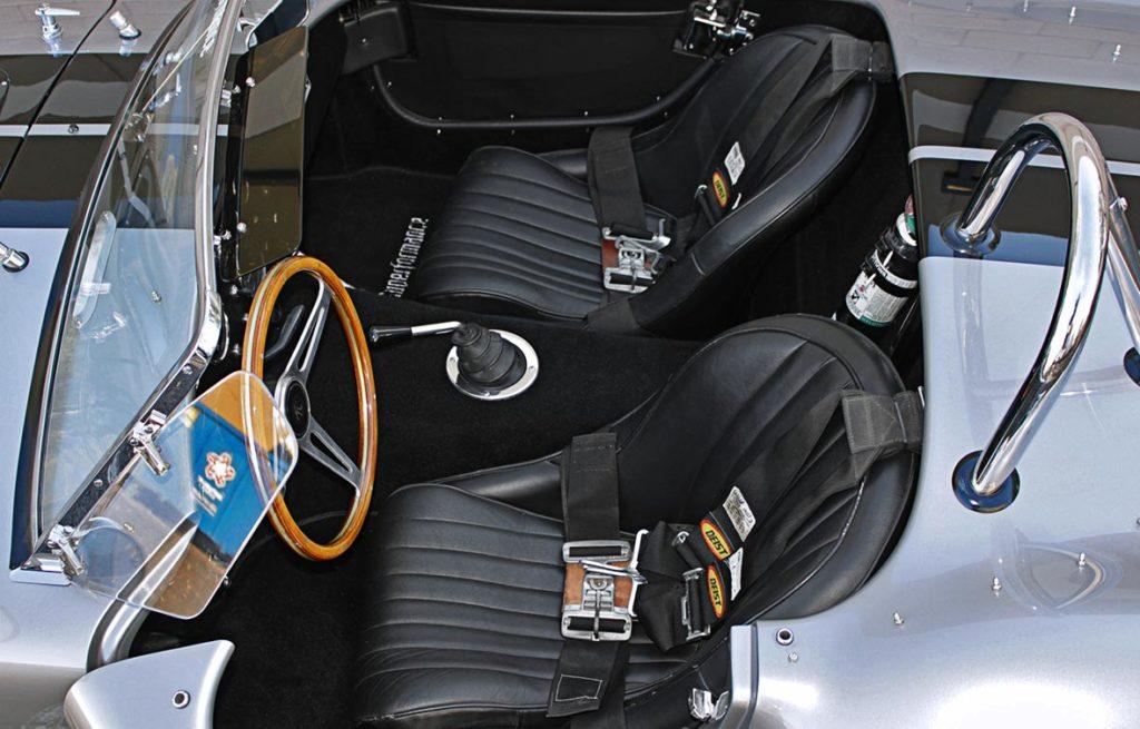 cockpit shot#1 of Superformance 427SC Cobra for sale, SPO1734