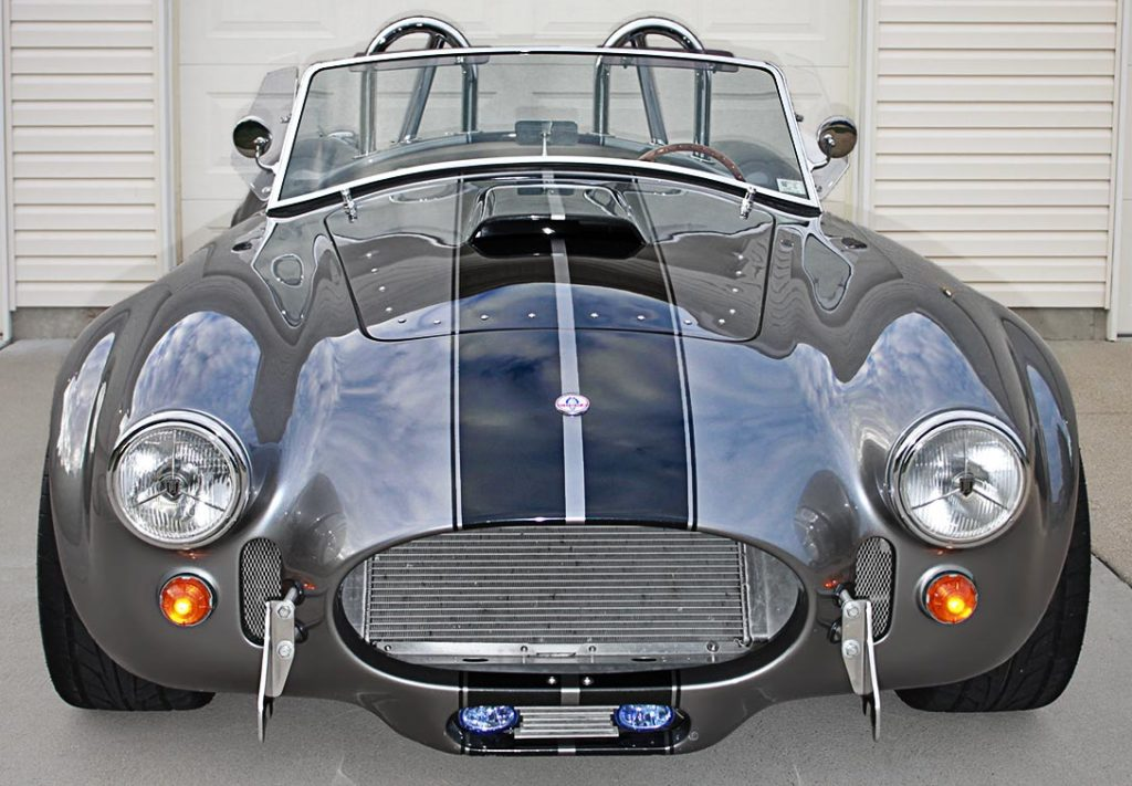 Factory Five Cobra front