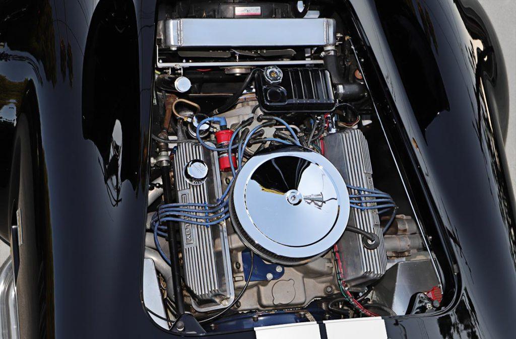 427 FE center oiler engine