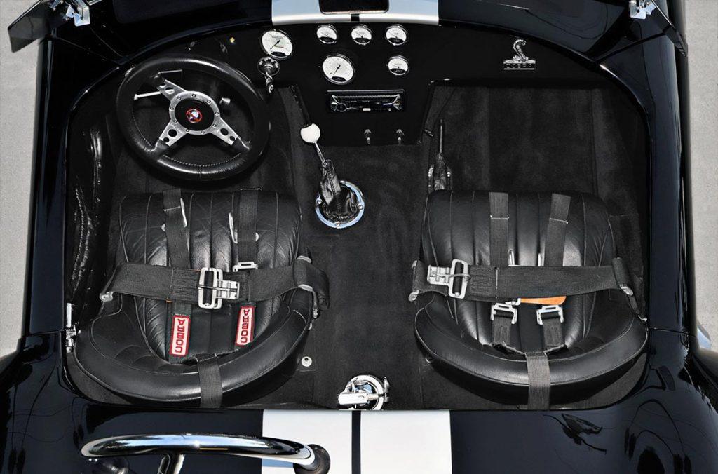 LAX Cobra cockpit interior