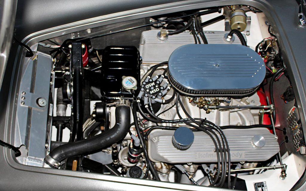 427 engine photo#1 of Titanium classic E.R.A. 427SC Cobra for sale