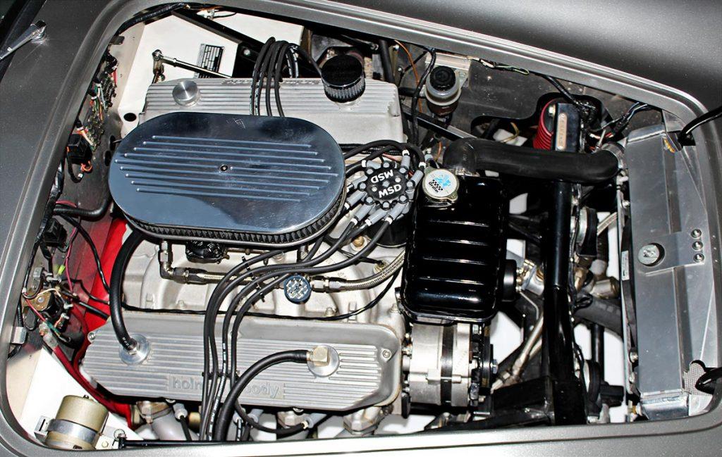 427 engine photo#2 of Titanium classic E.R.A. 427SC Cobra for sale