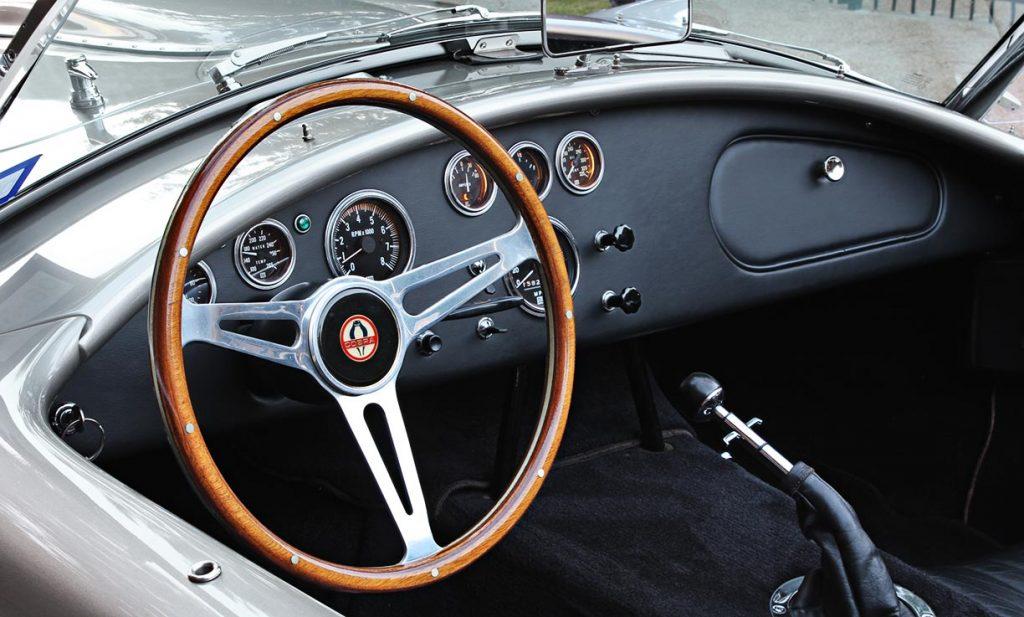 dashboard shot#2 of Titanium classic E.R.A. 427SC Cobra for sale