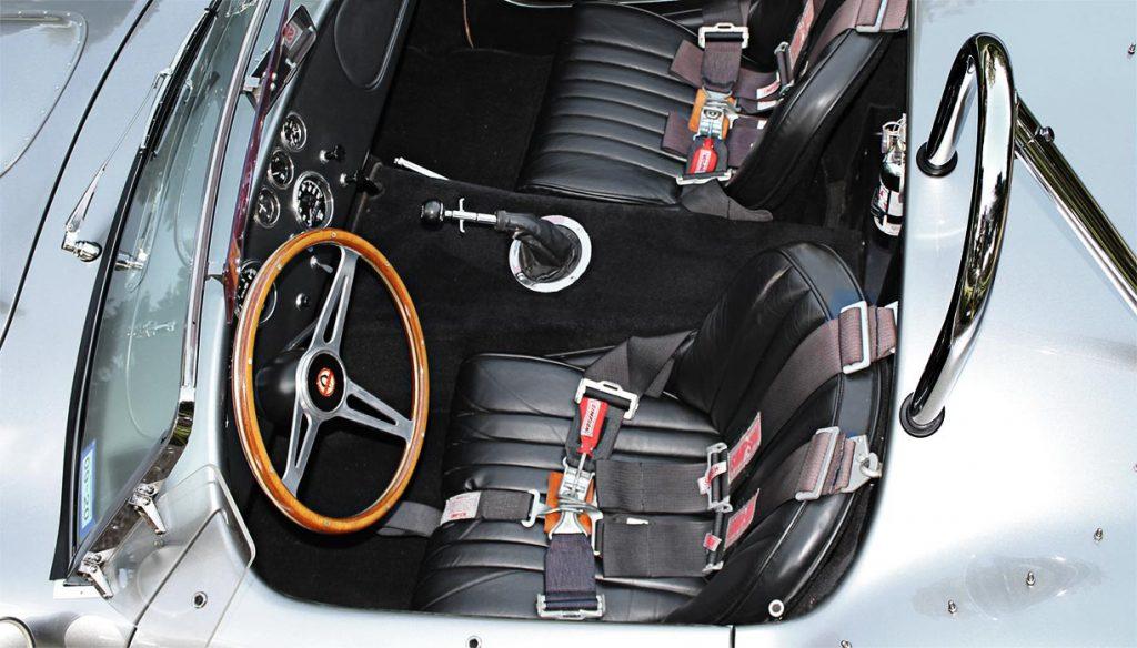 cockpit shot#3 of Titanium classic E.R.A. 427SC Cobra for sale